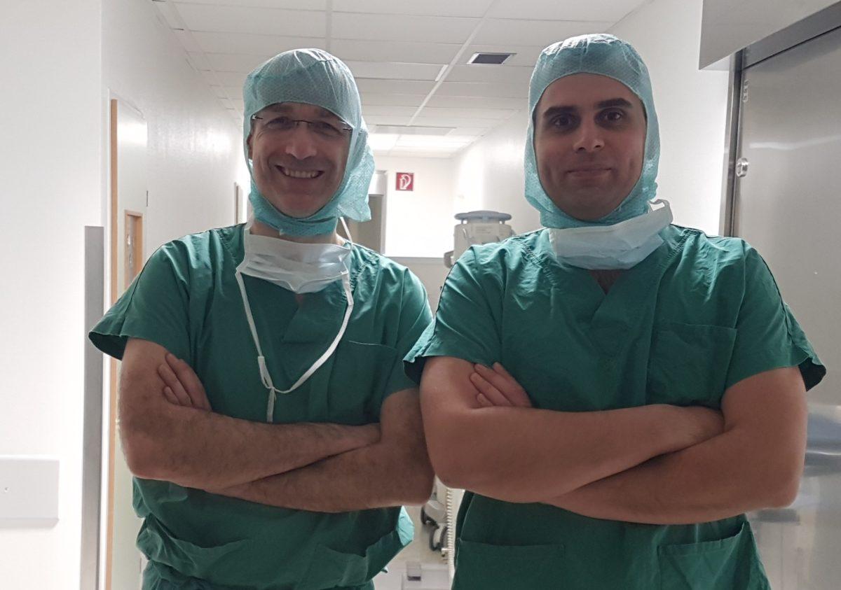 Chirurgia Stopy Warszawa Paweł Adamczyk Chirurg